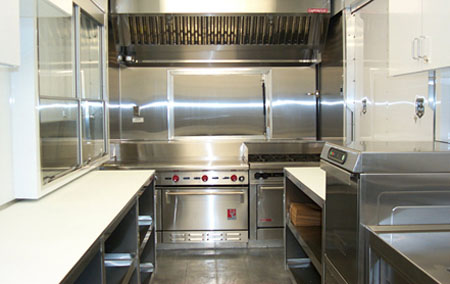 Exhaust Hood, Designer Kitchen Hood, Range Hood, Stove/Cooktop Hood, Ventilation Hood, Mobile Kitchen Rentals, Temporary Kitchen Rentals, Emergency Kitchen Rental.
